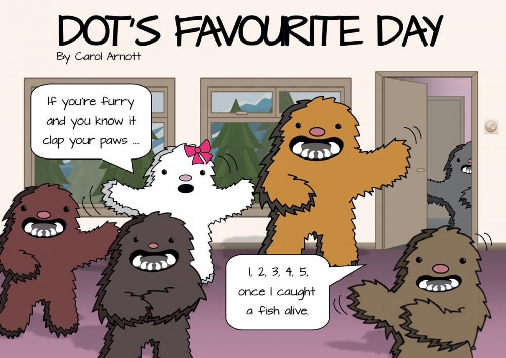 Dot's favourite day