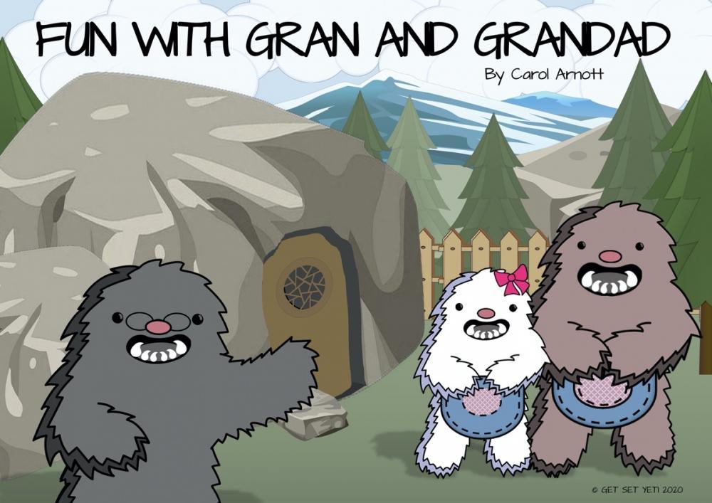 Fun with Gran and Grandad